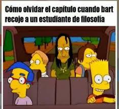 Simpsons Carrot Curtains Memes Con Mensajes Chistosos El Estudiante De Filosofía En Los