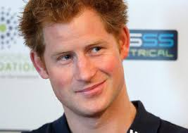 Prince Harry by Prince Harry Plays With Athlete U0027s On Live Tv Pinknews