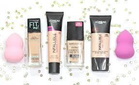 light coverage foundation drugstore the 4 best full coverage drugstore foundations for oily skin