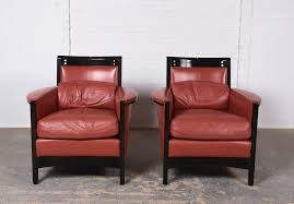 Red Leather Chair Red Leather Chairs Modern Chair Design Ideas 2017