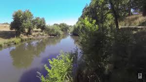Kyneton Botanical Gardens Caspe River Walk Kyneton Botanical Gardens Aerial