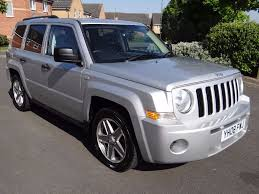 jeep patriot 2 0 crd sport station wagon 4x4 5dr full service