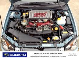 subaru cosworth impreza engine special relationship u2013 history of the subaru uk special editions