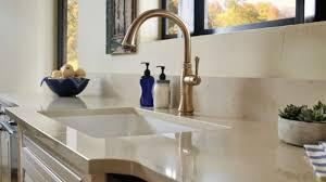 bronze faucet kitchen wonderful chagne bronze faucet delta kitchen 19 verdesmoke