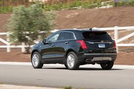 lexus rx300 edmunds 2017 cadillac xt5 platinum awd first test a worthy srx
