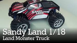 recensione sandy land pxtoys 4wd monster truck hj209131