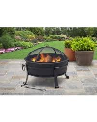 Fire Pit Ring With Grill by Deals On 30