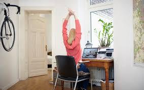 Your Desk 5 Pose Yoga Fix For Desk Dwellers Myfitnesspal