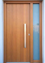 Solid Exterior Doors Engineered Decorative Wood Doors India Shree Salasar Doors
