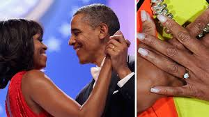 the numbers wedding band obama wedding ring blinged out engagement rings the