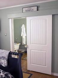 we need doors like this between our master bedroom and our bath