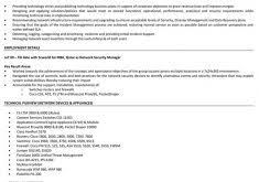Standard Resume Format Sample by Standard Resume Haadyaooverbayresort Com