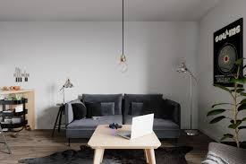 applying a scandinavian home interior design with an awesome and
