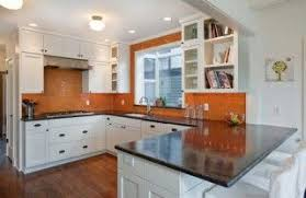 Burnt Orange Kitchen White Cabinets Editors Picks Our Favorite - Orange kitchen cabinets