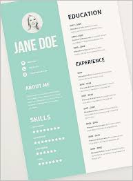 graphic resume templates free resume templates graphic design resume resume exles