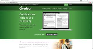 latex tutorial overleaf an introduction to overleaf youtube