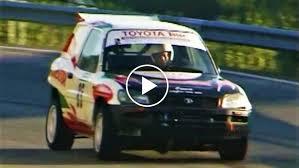 toyota rav4 racing the 3s gte powered toyota rav4 slalom drivetribe