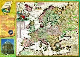 Europe Map 1500 by Ravensburger Europe Map 1000 Piece Jigsaw Puzzle Amazon Co Uk