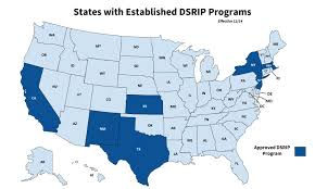 Dc State Map by The Delivery System Reform Incentive Payment Program A Model For