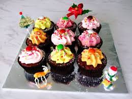 cupcakes decorating ideas for christmas and special holiday
