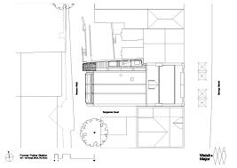 Police Station Floor Plan Gallery Of Rocks Police Station Welsh Major 15
