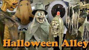 halloween alley a canadian halloween store youtube