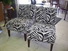 zebra print chair image brown zebra chair dining cover