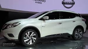 nissan hybrid 2015 25 best murano images on pinterest nissan murano auto design