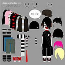 emo dress up games fashion tips emo dress up