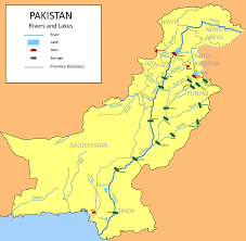 United States Rivers Map by List Of Barrages And Headworks In Pakistan Wikipedia