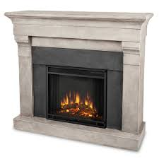 Indoor Gel Fireplace by Torrence Cast Indoor Electric Fireplace 3737e Cs Real Flame