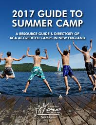 2017 guide to summer camp by aca new england issuu