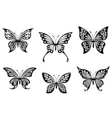 butterfly tattoos and designs page 402