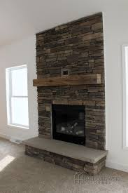 Fireplace Base Stone Images About Fireplaces On Pinterest Corner Stacked Stone And