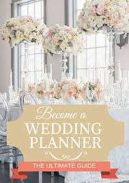 becoming a wedding planner certified wedding planner best become a wedding planner la mode