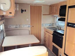 Sunset Trail Rv Floor Plans by 2008 Crossroads Sunset Trail 19ck Travel Trailer East Greenwich