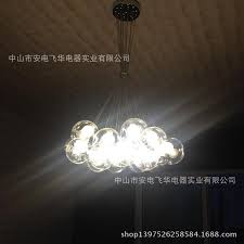 Cheap Chandeliers For Dining Room by Discount Hot Models Cluster Ball Double Cover Glass Ball
