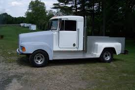 homemade pickup truck big rig dreamin u0027 kenworth cab on pickup frame