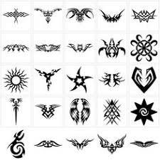 aztec tribal tattoos on aztec designs inca