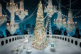 Decorating Bed In Front Of Window Best Christmas Window Displays From Departments Stores In Nyc