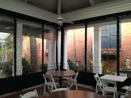 Roll Up Awnings Decks Custom Covers Curtains