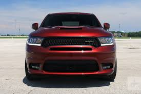 Dodge Durango Upgrades - 2018 dodge durango srt first drive review digital trends