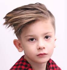 Mens Hairstyles Long On Top Shaved Sides by Toddler Boy Haircuts 2017