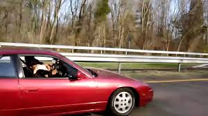 nissan 240sx hatchback modified ka24et 240sx hatch in car vs sr20det 240sx coupe youtube