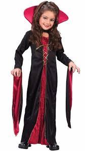 fun world victorian vampiress vampire child girls gothic halloween