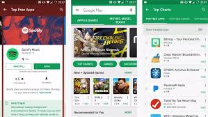 store cards app play store design tweaks put app profiles on cards pocketnow