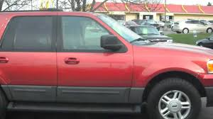 2003 ford expedition xlt 4x4 5 4 v8 9 passenger youtube