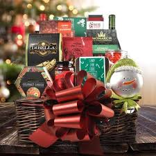 christmas gift baskets christmas gift baskets the ample wine christmas gift basket