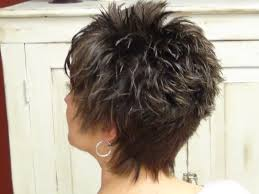 pic of back of spiky hair cuts back view of short pixie haircut 1000 images about hair styles on