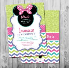 minnie mouse bowtique invitations minnie bowtique party